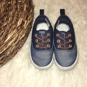 Carters denim sneakers